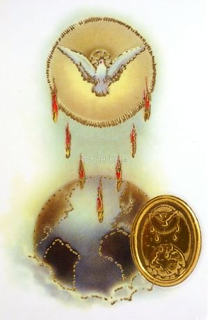 Kartička: Sedem darov Ducha Svätého (RCC)