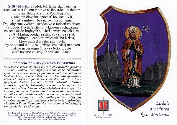 Skladačka: Sv. Martin