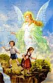 Puzzle: Anjel strážny (PU011)