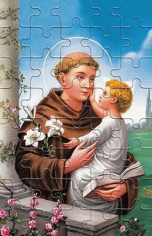 Puzzle: Sv. Anton (PU009)