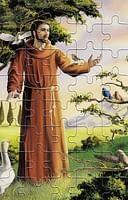 Puzzle: Sv. František (PU008)