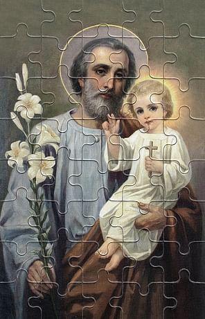 Puzzle: Sv. Jozef (PU007)