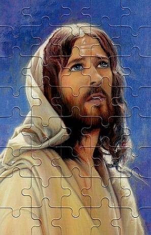 Puzzle: Pán Ježiš (PU006)