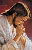 Puzzle: Pán Ježiš (PU005)