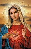 Puzzle: Srdce Panny Márie (PU003)