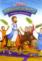 2DVD - Ježišove príbehy: Narodenie, Život a služba