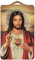 Obraz na dreve: Srdce Pána Ježiša (ODZ027)