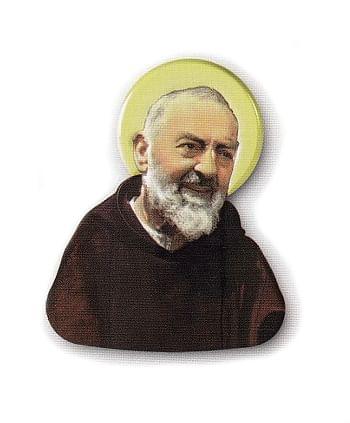 Magnetka: Sv. Páter Pio (15/S71)