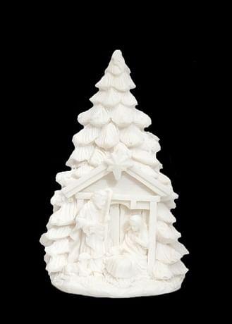 Svätá rodina: strom - alabaster (229)