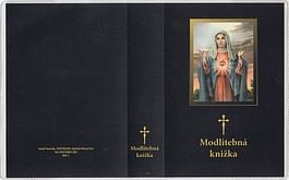 Obal: na Modlitebnú knižku katolíckeho muža/ženy (MZ-1)
