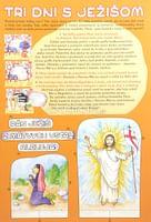Vystrihovačka: Tri dni s Ježišom