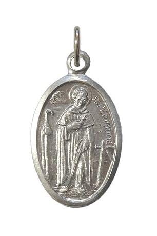 Medailón: sv. Peregrín (MEZ004s)