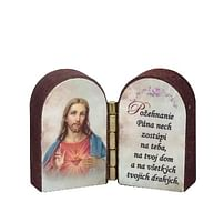Oltárik: Srdce Pána Ježiša (3CM-10)