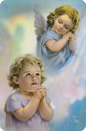 Magnetka: Dieťa a anjel (17/02Mag26)