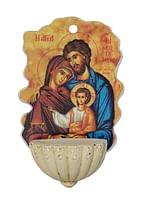 Svätenička: Sv. rodina - ikona (31/57SF)