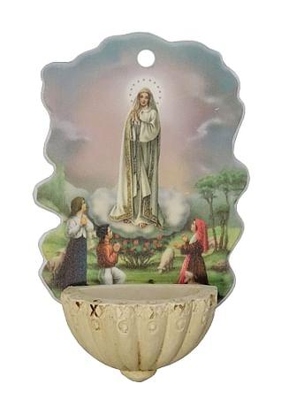 Svätenička: Fatima, plastová (31/57)