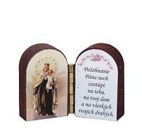 Oltárik: Panna Mária Škapuliarská (3CM-04)