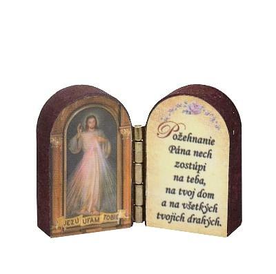 Oltárik: Božie milosrdensvo (3CM-03)