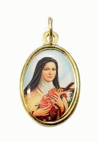 Medailón: sv. Terézia (MEZ001z)
