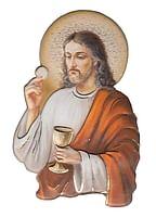 Magnetka: Pán Ježiš (15/K132)