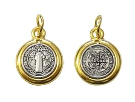 Medailón: Sv. Benedikt (S235 - N)