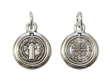 Medailón: Sv. Benedikt ( (S235 - OX)
