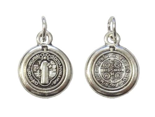 Medailón: Sv. Benedikt (S235 - OX)