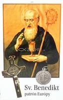 Obrázok: Sv. Benedikt (273/178)