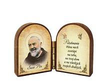 Oltárik: Páter Pio (4CM-11hn.)