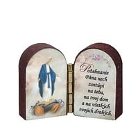 Oltárik: Panna Mária Zázračná medaila (3CM-07)