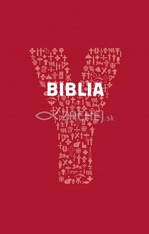 Y-BIBLIA - Biblia Katolíckej cirkvi pre mladých