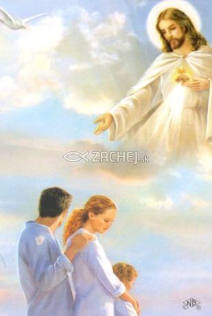 Modlitba za zachovanie manželstva a rodiny
