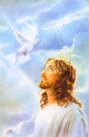 Obrázok: Ranná modlitba sv. Jána XXIII. (Z017)