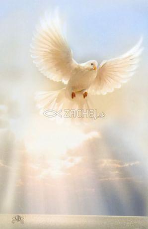 Ranná modlitba k Duchu Svätému