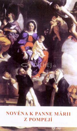 Skladačka: Novéna k Panne Márii z Pompejí