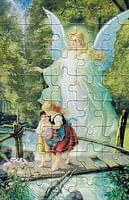 Puzzle: Anjel strážny 2 (PU015)