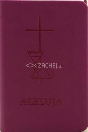 Aleluja - modlitebná kniha cyklamenová