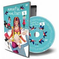 DVD: Pripraviť sa, pozor, štart!