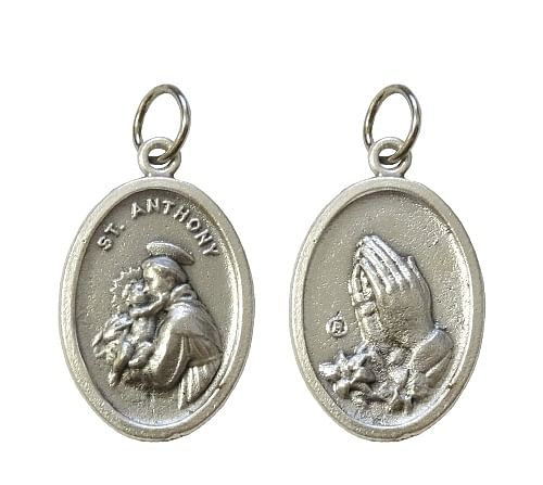 Medailón: Sv. Anton (MES003, st)