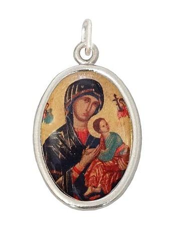 Medailón: Matka ustavičnej pomoci (MES001,st)