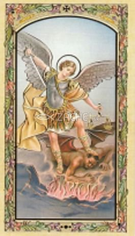 Modlitba k sv. Michalovi Archanjelovi