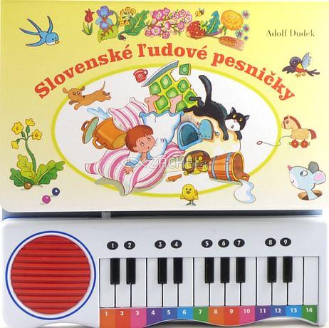 Hračka: Slovenské ľudové pesničky s klavírom
