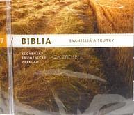 CD: Biblia - Evanjeliá a Skutky
