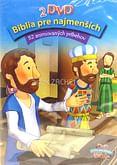 2 DVD: Biblia pre najmenších