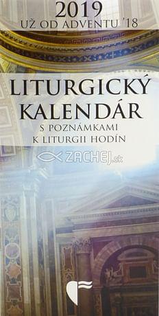 Kalendár: Liturgický - 2019