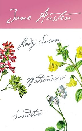 E-kniha: Lady Susan, Watsonovci, Sanditon