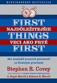 E-kniha: Najdôležitejšie veci ako prvé