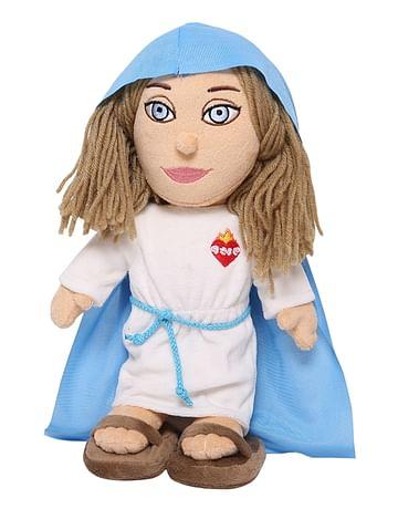 Mária - plyšová postavička