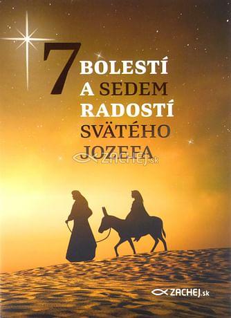 7 bolestí a 7 radostí svätého Jozefa