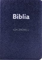 Biblia ekumenická s DT vrecková - sivá (2018)